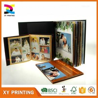 Wedding photo album book printing