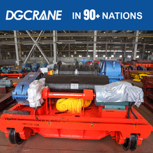 Hot Sale Electric Boat Pot Lift Winch For Lifting