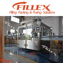 Complete Bottled Mineral Water Filling Line / Filler Machine