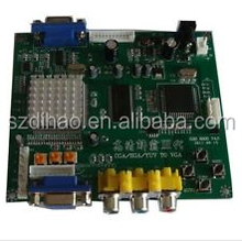 DIHAO GBS-8220 RGB / CGA / EGA / YUV to VGA Arcade Games HD Video Converter Board