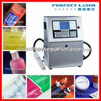2015 hot manufacturer plastic bag printing machine small