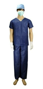 Disposable Scrubs Medical Uniforms