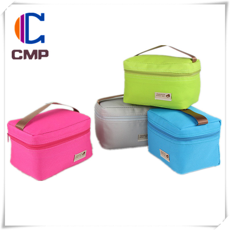 With glossy lamination shopping bag extrusion nylon vaccum bag nonwoven promotional foldable bag