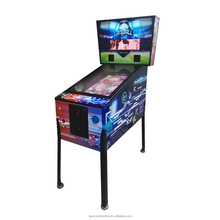 Indoor Entertainment Chinese Virtual Pinball Manufacturer Making Arcade Games Pinball Machine