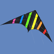 1.6m rainbow wholesale stunt kites