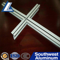 Mauritius aluminum bar profile for window door