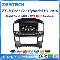 Wince system 7 inch 2 din cd player for Hyundai H1/Starex 2016 car tv with car mp3 player GPS DVD USB/SD AM/FM Radio Audio