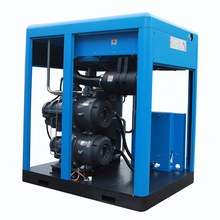 save power 30%~45% industrial screw air compressor energy saving portable oil free direct driven variable frequency AED30A