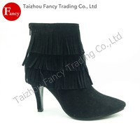 Standard Competitive Price Luxury Winter Boots For Women