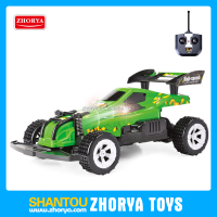 2015 most popular 4ch rc toy car with certification high speed 1:20 with light remote control toy car