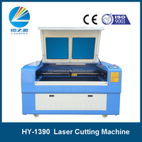 1390 laser machine for cloth/leather /Acrylic cutting and engraving