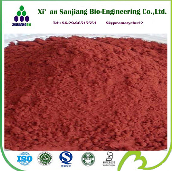 Natural red yeast rice powder