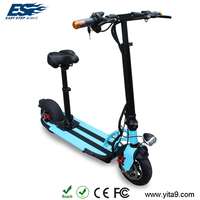 2016 Host Popular 2 Wheel Stand up and sit Electric Scooter
