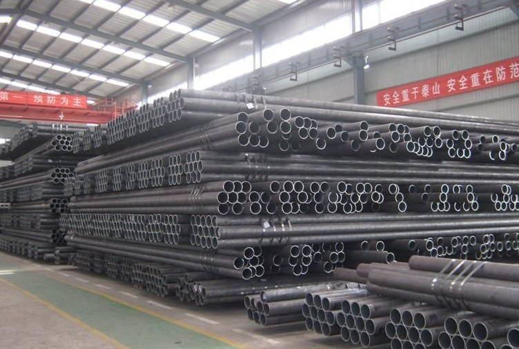 supply ASTM A 53 carbon seamless steel pipe /ST52 seamless steel tube/1045 seamless tube