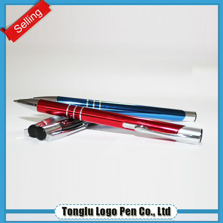 Good professional manufacture metal pen office and school supplies manila