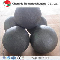 Grind Media steel Balls from China Casting Foundry