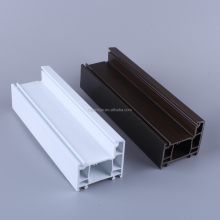 Plastic steel window and door upvc profile supplier