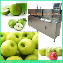 Cider wine making used apple cut piece machine with low price
