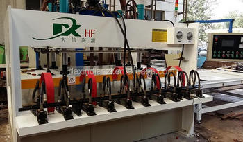 Wood finger board jointing machine with ISO/ CE Certificatiom
