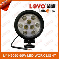 tuning light auto led working light for car ip67 led work lamp led work light offroad