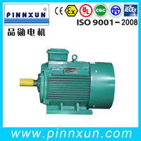 Y2 AC three phase electrical induction asynchronous motor 250kw 4 pole