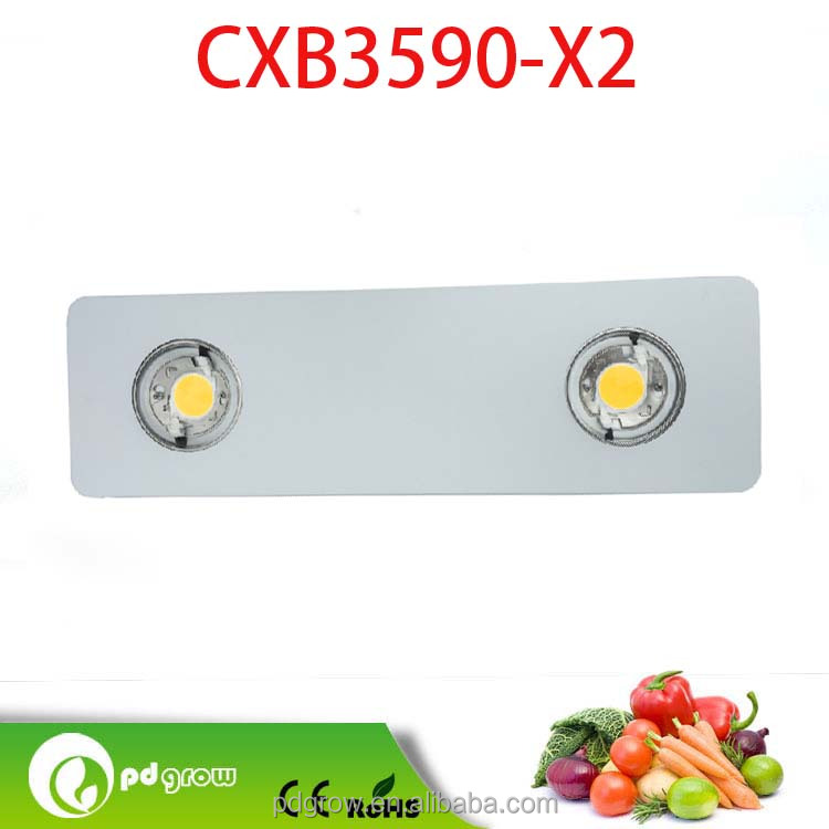 New prototype led cob grow light integrated chips 300w panel