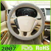 Eco-Friendly Oem Production Novelty Shrink Car Steering Wheel Cover