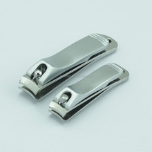 Pearl Chrome Plated Handle Deluxe Nail Clipper Gift Sets For Men