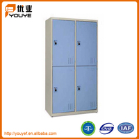 high quality KD steel locker for student