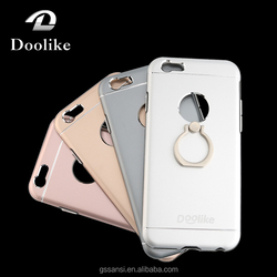 2016 New Arrive Mobile Ring Holder Phone case for iPhone 6 Plus