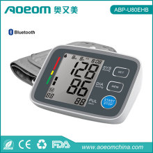 FDA Approval BLE 4.0 Am Digital Bluetooth Blood Pressure Monitor with Free APP for IOS Android phones