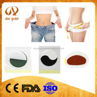 100% natural herbal stick magnetic weight loss slim patch
