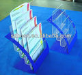 Acrylic desktop organizer;Magazine container;Office data organizer;