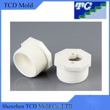 shenzhen custom injection tooling and Auto outlet plastic molded part