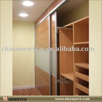 Wardrobe Furniture (Walk In Closet, Cloakroom)