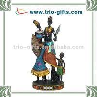resin egyptian statue home decor