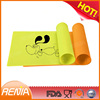 RENJIA large dog food mat cat mats silicone pet mat