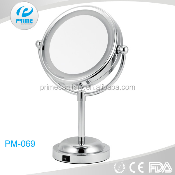 Personal beauty care makeup tools mirror