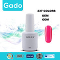 top coat gel - Gado perfect nail soaks off