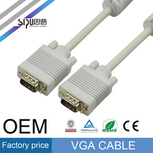 SIPU high speed competitive price 20 meters vga to vga cable
