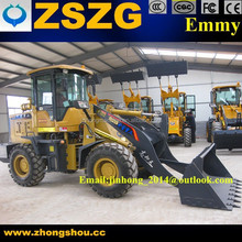 2800KG wheel loader ZL-928 widely used and sell well