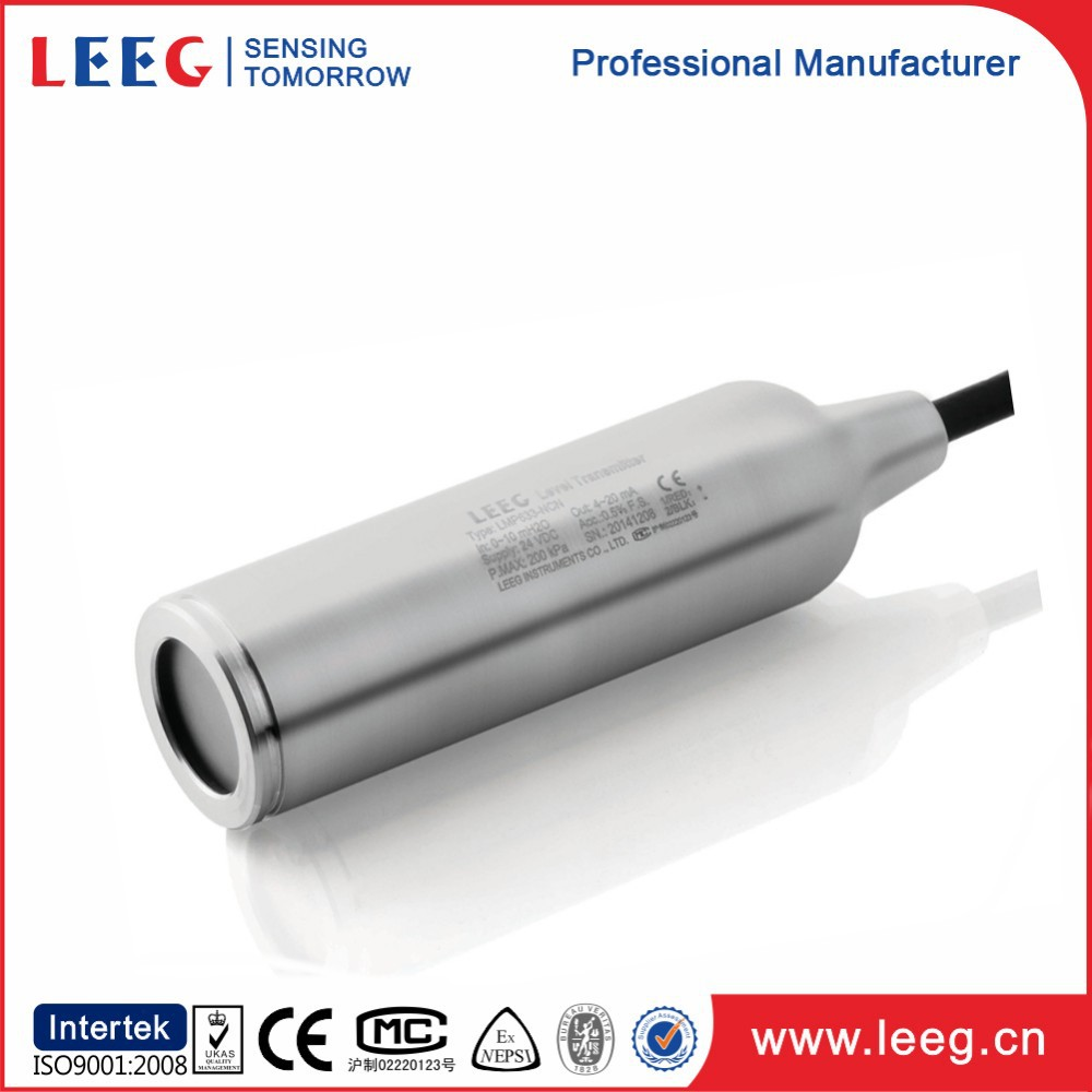 LEEG High accuracy capacitive liquid level sensor