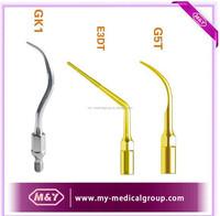 Dental Endodontic Woodpecker Ultrasonic EMS Scaler Piezo Tips