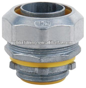 Liquid Tight Connector Straight Type (Zinc die casting)