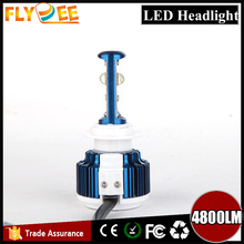 canbus canceller high power creee led 9004 9005 9007 H1 H3 H4 H8 H9 H10 H7 H11 H13 led headlight moto V16 turbo car light bulbs