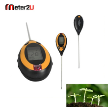 Cheap Price Soil PH Meter 4-in-1 Soil ph Moisture Meter for agriculture