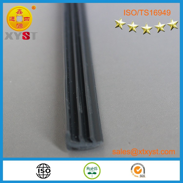 Curtain Wall Glass Window Gasket Seals Weather Strips EPDM Profile