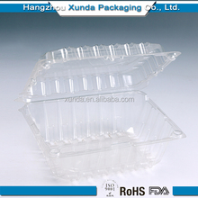 Plastic Packing for Fruit Salad Container