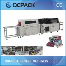automatic wrapping shrinking machine