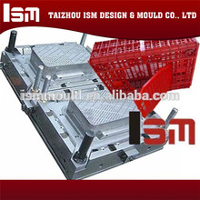 Custom high precision plastic handle two injection mould